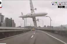 Twelve people still missing from scene of Taiwan plane crash