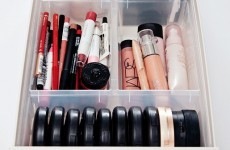 7 storage solutions that'll put some smacht on your makeup collection