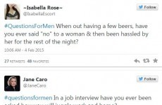 #QuestionsForMen is the latest hashtag doing the rounds on Twitter - what's it about?