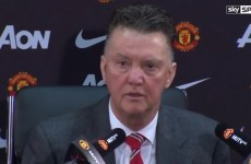 'I said nothing wrong' – Van Gaal vows to fight his first charge in 30 years