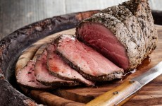 Irish beef is on sale in the US from today