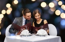 "The average Irish ""date night"" costs how much?"