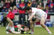 Red Hand off the mark as misfiring Mayo beaten in Castlebar