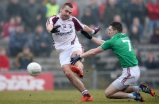 Sweeney and Walsh hit the net as Galway see off Westmeath in Division 2