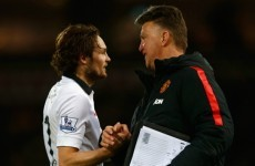 Van Gaal describes United as 'really bad at times' during draw at West Ham