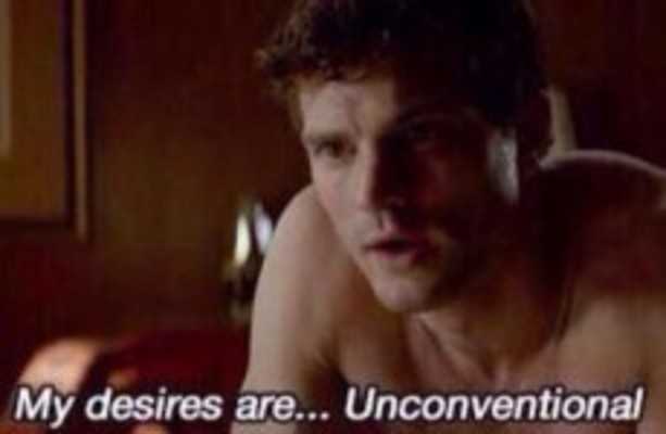 This Amusing Fifty Shades Of Grey Meme Is Probably Better