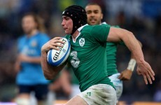 Analysis: Munster's O'Donnell announces Ireland arrival with superb try