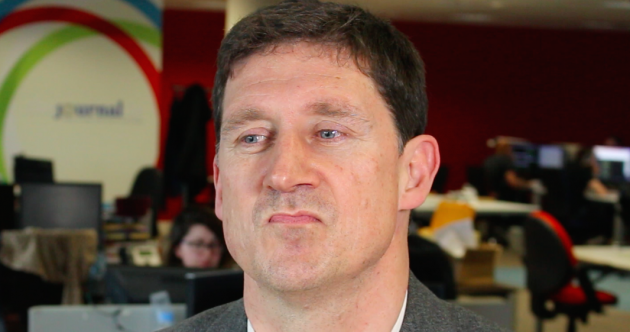 Watch this video of Eamon Ryan getting REALLY angry about Alan Kelly