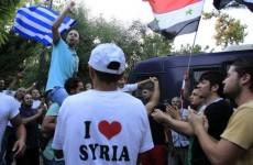 UN Security Council condemns violence in Syria