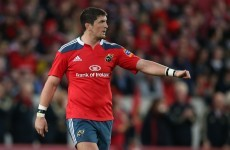 Wasps have signed an Ireland international centre on loan