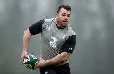 Schmidt set to start O'Brien against France as Healy returns to Ireland bench