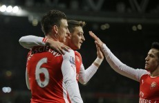 Mesut Özil pulls the strings for Arsenal while QPR move out of the bottom three