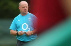 Cullen handed Ireland captaincy as preparation for NZ gets under way