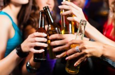 Poll: What do you consider binge drinking?