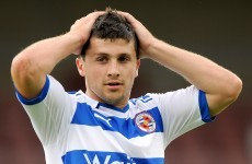 Long insists he'll be happy to stay at Reading