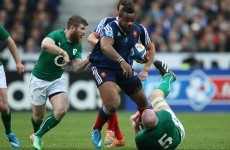 'It's unlikely one man is going to stop him' – Kearney on Bastareaud