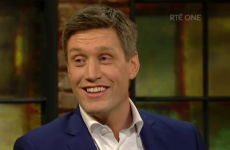 Ronan O'Gara came out with a typically cheeky quote on the Late Late Show