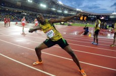 The fastest man on earth has set his retirement date
