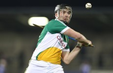 Shane Dooley helps himself to 1-14 as Offaly claim opening Division 1B win over Laois