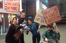 Limerick boasts best Father Ted-style Fifty Shades of Grey protest yet