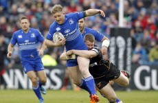 Leinster were upset by the Dragons in their first RDS loss since March 2013