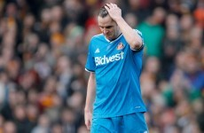 John O'Shea scores own goal as Bradford add Sunderland to their giant-slaying list