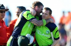 Here's an incredible stat about Ireland's heroics at the Cricket World Cup