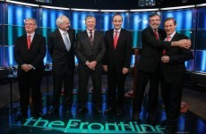 TV's most popular: The Eurovision, leaders' debate and... Mrs Brown's Boys