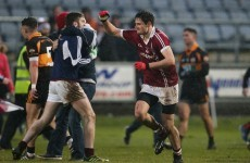 It didn't work out with Sydney but it is with Slaughtneil as Croke Park beckons