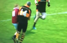 Slaughtneil player broke his collarbone in that thunderous collision with Kieran Donaghy