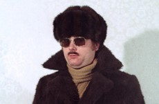 East German spies' disguises made them look like... spies