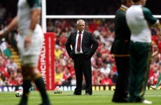 Gatland to decide on future