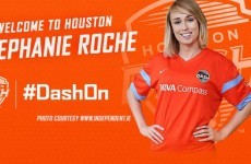 Stephanie Roche off to the US as she agrees to join Houston Dash