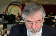 Watch Gerry Adams explain how Sinn Féin could afford to scrap water charges