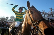 AP McCoy has picked his ride for his final Cheltenham Gold Cup