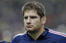 Pascal Pape handed 10-week ban for Jamie Heaslip incident
