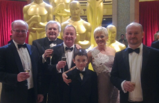 'I wore a suit from Dunnes' - Irish man's trip to the Oscars as an unexpected nominee