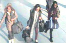 London schoolgirls fleeing to Islamic State militants have crossed into Syria