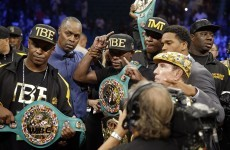 Let's party like it's 2009! Mayweather v Pacquiao finally green-lit after six years of negotiations