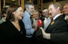 Support for Labour has fallen (again) as Sinn Féin support increases (again)