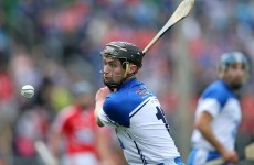 1-14 for Mahony as Waterford outclass Laois in Division 1B hurling league tie
