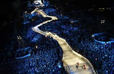 Stormont transformed as 40,000 fans flock to Belfast's staging of Crashed Ice
