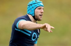 There'll be no repeat of 2011 Dublin collapse, warns England star Haskell