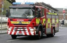 Three rescued from Westmeath house fire overnight