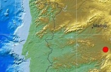 Magnitude 5.4 earthquake rocks central Spain