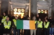 Gardaí called to Cork City Council after water protesters storm meeting