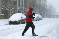 Canada plans to freeze 11km of roadway so people can skate to work