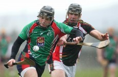 Davy Fitz gets the better of DJ Carey as Limerick IT knock IT Carlow out of the Fitzgibbon Cup