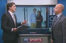 Sky Sports pundits break down Antrim footballer's relationship in awesome wedding message