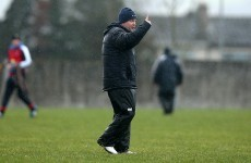 Fitzgibbon Cup in danger of further delay as Davy Fitzgerald calls for semi-final postponement